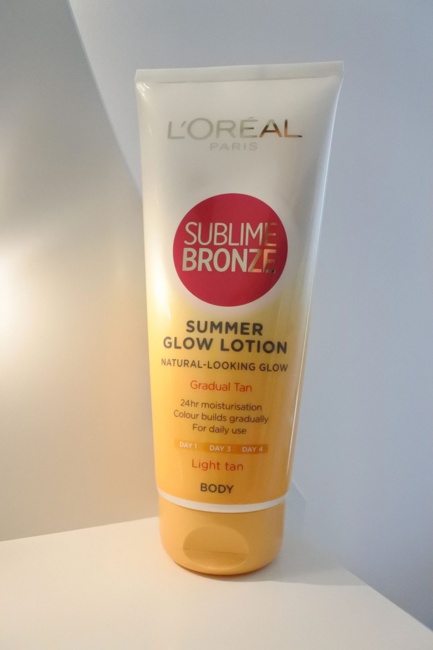 L'Oréal sublime bronze