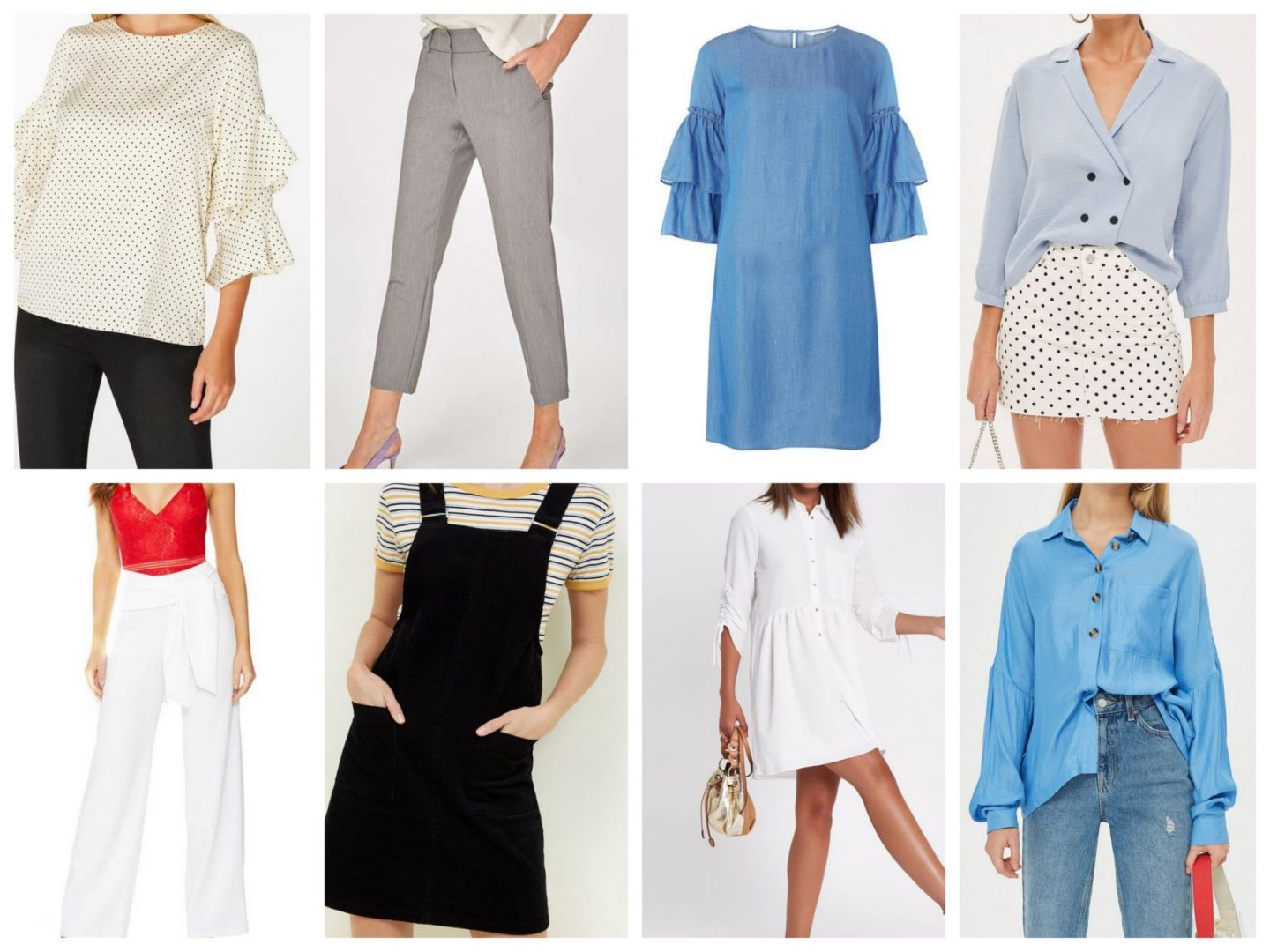 July high street wishlist