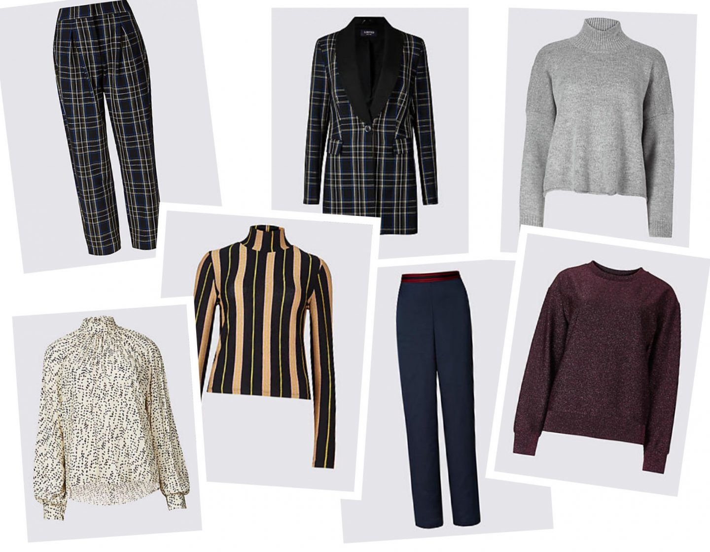 marks and spencer autumn wish list