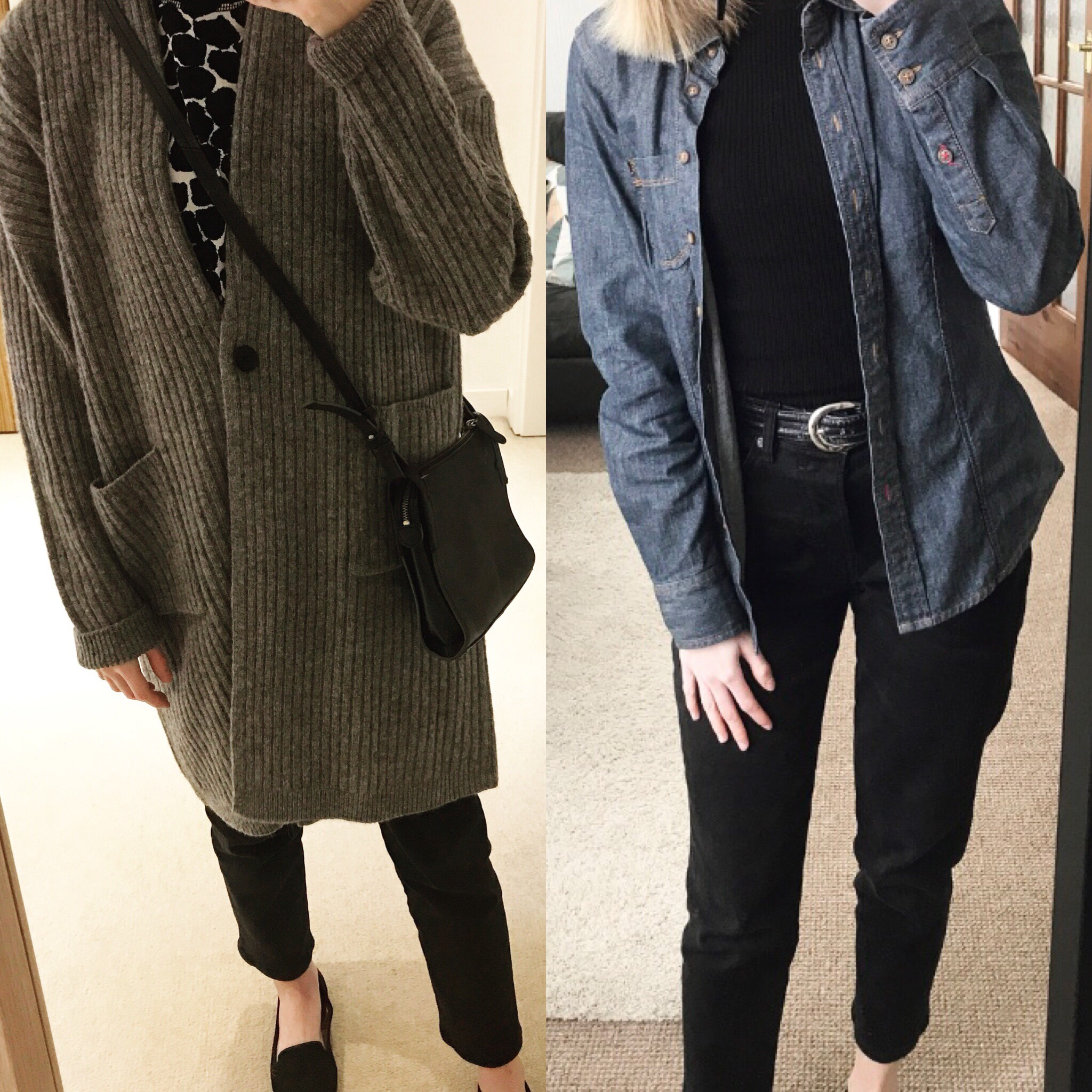 Styling Black Mom Jeans Three Ways , Only Shelley