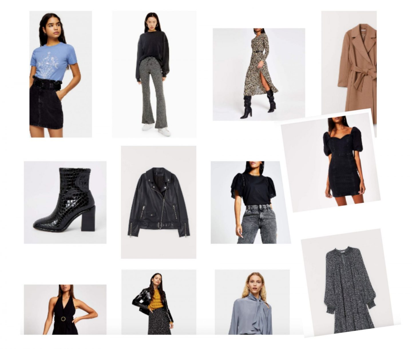 High Street Style Wish List - Only Shelley