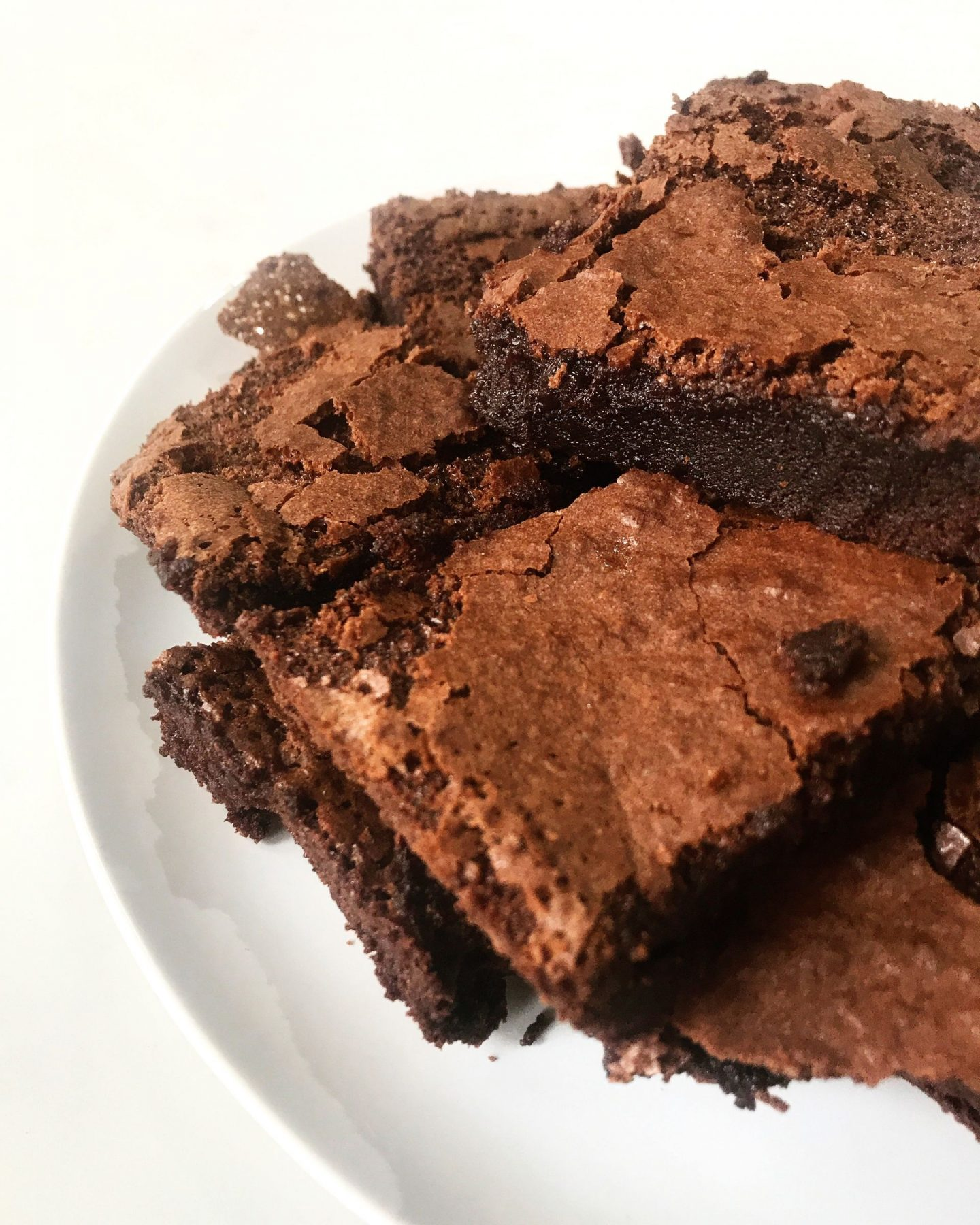 Easy, Homemade Brownie Recipe