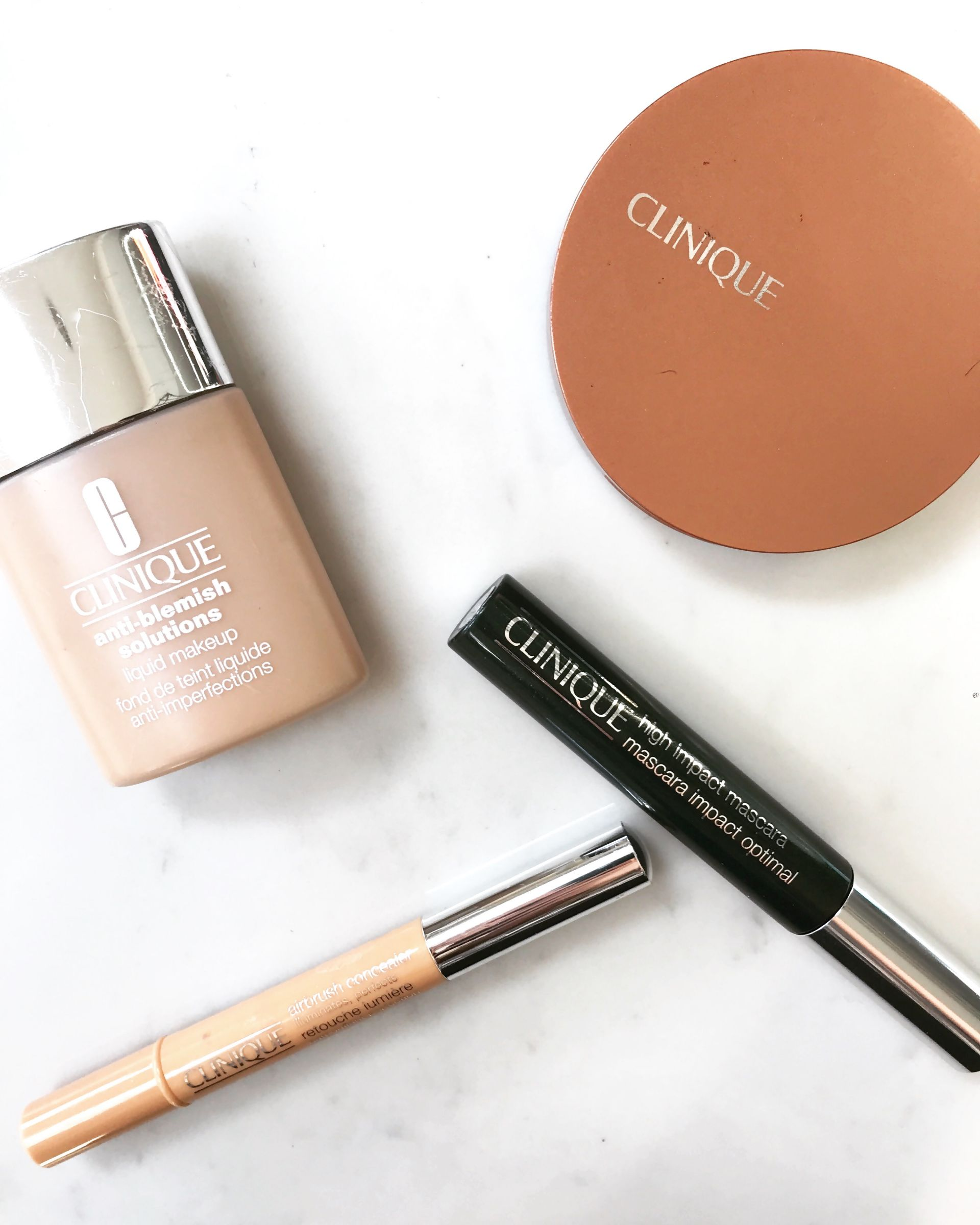Makeup Favourites From Clinique
