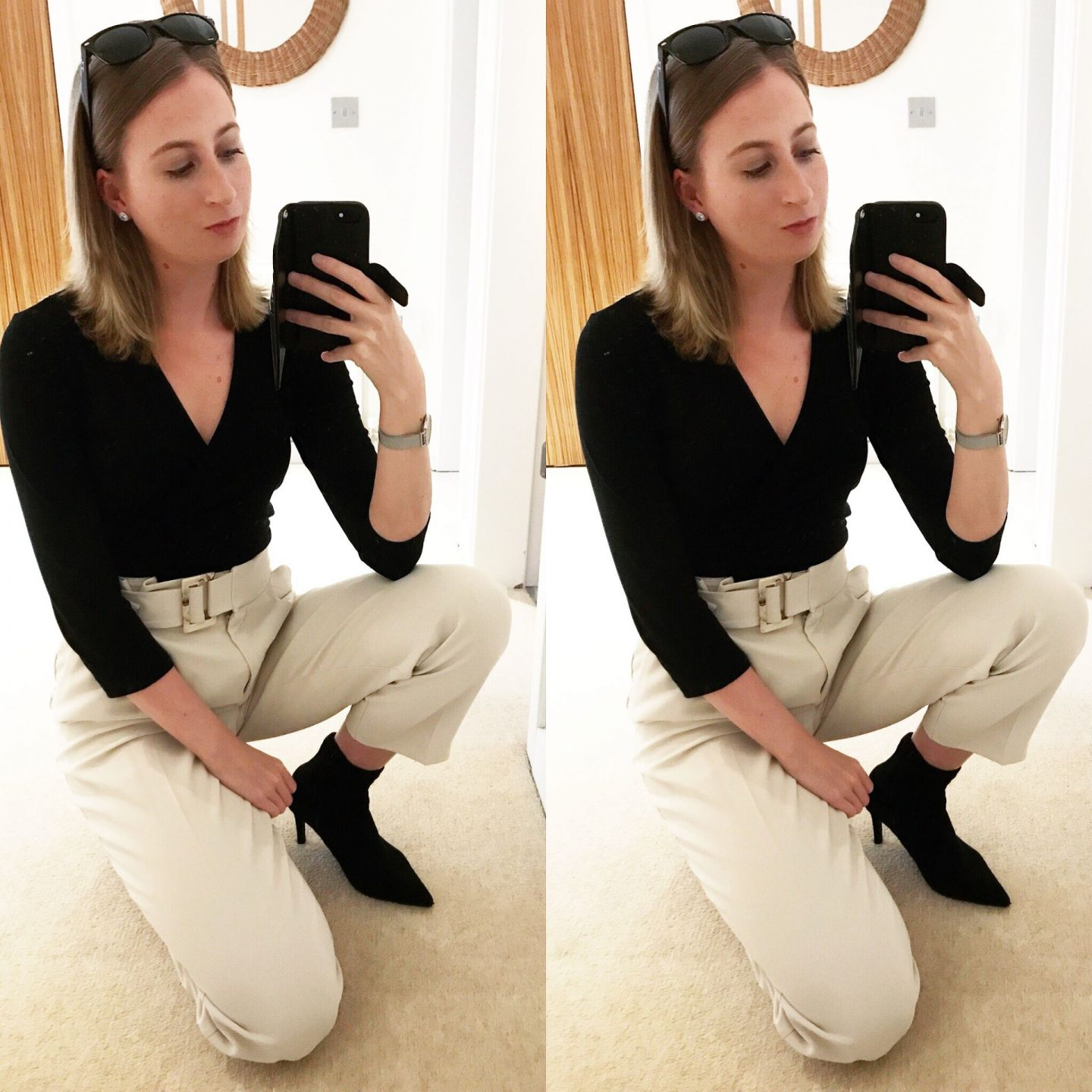 Styling Stone Trousers